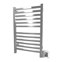 Amba Products - Amba Q 2033 P Q-2033 Towel Warmer and Space Heater - Collection: Quadro