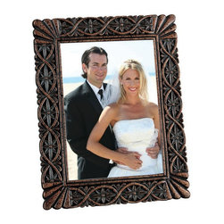 Lite Source - Lite Source C41094 Sebastian Photo Frame - Lite Source C41094 Sebastian Photo Frame