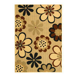 Safavieh Courtyard CY4035D Natural Brown Area Rug - Safavieh Courtyard CY4035D Natural Brown Area Rug