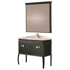 Traditional Bathroom Vanities And Sink Consoles by Macral Design Corp