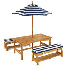 Traditional Kids Tables And Chairs by Bungalow Kids