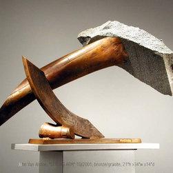 Implement XLI (Strong Arm) - Bronze & Granite