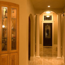 Entry by dC Fine Homes & Interiors