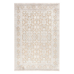 Jaipur - Jaipur Fables Regal FB07 RUG101563 Area Rug - Every design tells a story with the Fables Collection. This broad range, crafted in machine-tufted polyester & ultra-soft chenille, brings any space to life with its fashion-forward color palettes. With options suited to many styles and aesthetics, Fables brings together a diverse collection of patterns ranging from sophisticated transitional to boldly scaled contemporary.