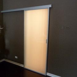 Sliding Glass Doors -