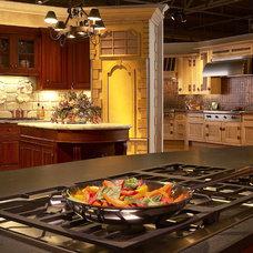 Kitchen by Clarke Appliance Showrooms