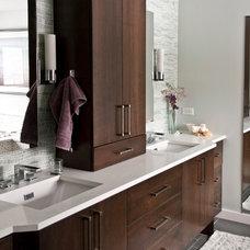Bathroom Countertops by Terrazzo & Marble Supply Co.
