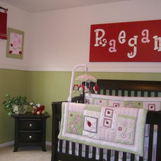 Traditional Nursery by Beautiful Habitat: Design & Decoration