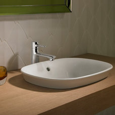 Eclectic Bathroom Sinks by Next Plumbing Supply