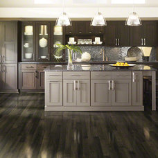 Transitional Kitchen by Brewer Carpet One