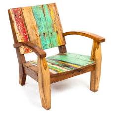 Traditional Armchairs by Gogreen Furniture Indonesia