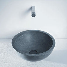 Modern Bathroom Sinks by The Vero Stone