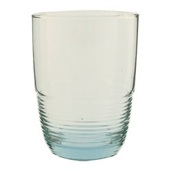 Recycled Glass Tumbler, Set Of 6, Large