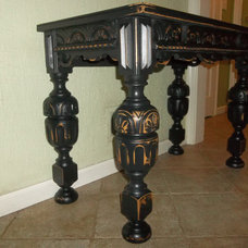 Eclectic Side Tables And Accent Tables by Etsy