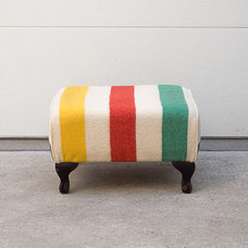 Contemporary Footstools And Ottomans by Etsy