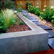 Contemporary Landscape by Ivy Street Design