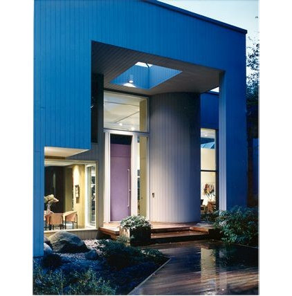 modern entry by Narofsky Architecture + ways2design