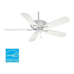 "Casablanca - Casablanca 55056 Coletti 54-60"" 5 Blade Energy Star Ceiling Fan - Blades Sold Se - Included Components:"