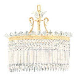 Baccarat - Baccarat Crinoline Chandelier Chain and Canopy Included 13-Light Oval - Baccarat Crinoline Chandelier Chain and Canopy Included 13-Light Oval