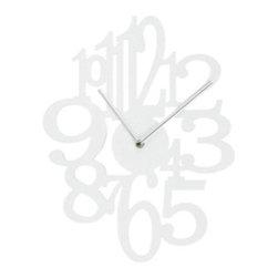 Alice Wall Clock -