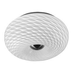 Dainolite - Dainolite 8912FH-SC Casual 2 Light Flushmount Ceiling Fixture - Features: