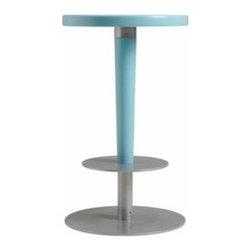 Room B - Perch Counter Stool | Room B - Design by Brian Buchik.