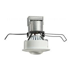 Juno Lighting - Juno MG1LG2 5W Mini LED Gimbal Low Volt Recessed Housing and Trim - Gen 2 - MG1L Mini LED recessed gimbal low voltage housing and trim. Offered in different finishes, color temperatures and beam spreads.
