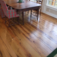 Traditional  by Lumber Jane Wide Plank Flooring