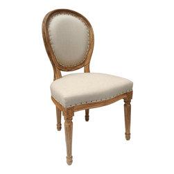 White x White - White x White Beatrix Dining Chair, Set of 2 -