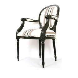 Furniture - Louis XVI Dining Chair Set of 4