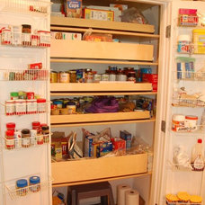 Pantry Cabinets by ShelfGenie of Kentucky