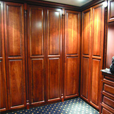 Traditional  by Perfection Custom Closets