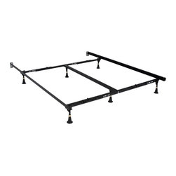 Hollywood - Premium Lev-R-Lock Bed Frame Twin/Full/Queen/Cal King/E. King with Glides - Premium Lev-R-Lock Bed Frame Twin/Full/Queen/Cal King/E. King with Glides