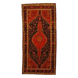 eSaleRugs - 5' x 10' 8 Tuiserkan Persian Runner Rug - SKU: 110897863 - Hand Knotted Tuiserkan rug. Made of 100% Wool. 30-35 Years.