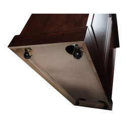 Do You Like Solid Wood? - http://www.tvliftcabinet.com