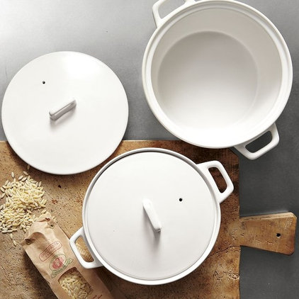 Traditional Saucepans by West Elm