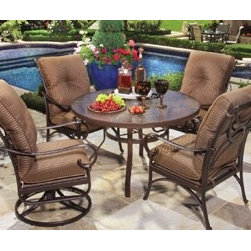 Aluminum Patio Furniture - Outdoor Furniture - We offer our name brand patio furniture and products for the best value in Orange County. We have outfitted the patios, poolsides and other outdoor spaces of houses, gardens, apartments, hotels, restaurants, spas, golf clubs and more, at several locations in Orange County.