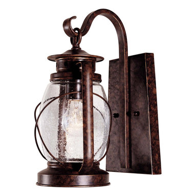 savoy house - Savoy House Lighting 5-3410-56 Smith Mountain Traditional Outdoor Wall Sconce - Bulbs are included.