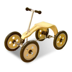 A+ Childsupply Inc - A+ Childsupply Push n Pull 4 Wheeler Riding Push Toy Multicolor - F8834 - Shop for Tricycles and Riding Toys from Hayneedle.com! About A+ Childsupply Inc.For over 10 years A+ Childsupply has been supplying high quality products for use in schools daycares and homes. Their design team has developed an extensive series of preschool furniture with safety durability and beauty as top priorities. Every product built in their factory undergoes an extensive battery of tests and is compliant with all laws and regulations as set forth by the CPSC (Consumer Products Safety Commission) and is also compliant with European standards of EN-71. Each product is designed with protective corners and edges moisture- and stain-resistant finishes durable construction methods environmentally friendly wood renewable resources innovation and superior quality and value.