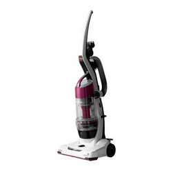 Bissell 3583 CleanView Plus Rewind Bagless Vacuum - The Bissell 3583 CleanView Plus Rewind Bagless Vacuum ensures you'll be able to keep every surface in your home free of dirt and looking good as new. This bagless upright vacuum features an Easy-Empty dirt collection tank and a washable filter to help collect and reduce allergens, dander, dust, and pollen. The multi-lever brush and a multi-cyclonic system combine to provide powerful suction power that ideal for all types of carpet from low-piling to shag. The 25-foot long power cord is fully retractable thanks to a built in rewind feature. A set of accessory tools are included to help take care of furniture, corners, and stairs.About BissellMelville Bissell patented the BISSELL carpet sweeper in 1876, the company's first mechanical sweeper ever conceived. Shortly after, he built the first Bissell manufacturing plant in Michigan and began helping Americans and all of the world suck it up and tackle the confounding and unhealthy problem of dust-laden carpets and floors. A technology and trend innovator in the field of home cleaning solutions for over 100 years, Bissell remains committed to bringing you the most advanced, effective, and practical solutions for keeping your home clean.