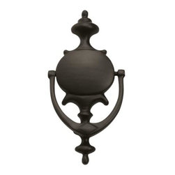 Deltana - Imperial Solid Brass Door Knocker (Antique Brass) - Finish: Antique Brass. Includes knocker with fastener. Imperial door knocker. Solid brass. Pictured in Oil Rubbed Bronze. Center to center: 5 in.. 8.5 in. L x 4.13 in. W