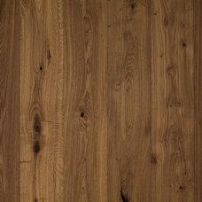 Paintings Hand-Scraped Oak Wood Flooring