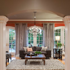 Contemporary Living Room by Surya