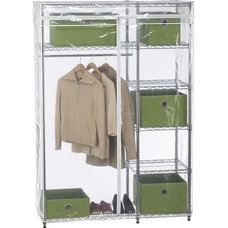 Contemporary Closet Storage by Crate&Barrel