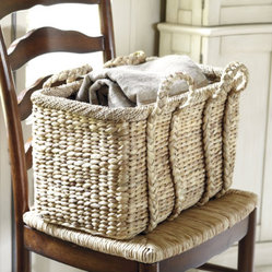 Market Nesting Baskets, Set of 3