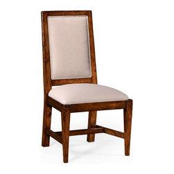 Jonathan Charles - New Jonathan Charles Dining Chair Walnut - Product Details