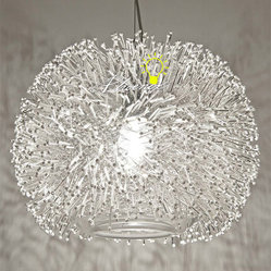 Sea Urchin Large Suspension Light