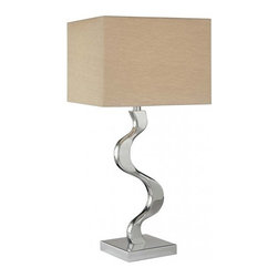 George Kovacs - George Kovacs One Light Table Lamp P729-077 - One Light Table Lamp