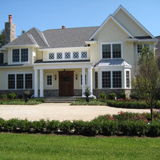 Traditional Exterior by Ingalls Custom Contracting