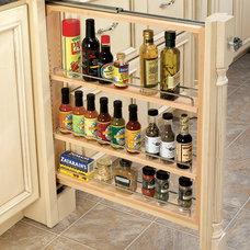 Kitchen Drawer Organizers by Cornerstone Hardware & Supplies